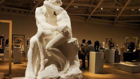 La escultura adquirió un nuevo hito con Rodin.