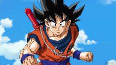 Anime 'Dragon Ball'.