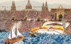 ceremonias de los Juegos Olímpicos