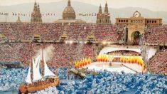 El inicio de los Juegos Olímpicos está marcado por la ceremonia inaugural.