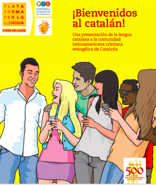 """El Gobierno del 155 autoriza una guía que dice que hablar catalán """"es de buen cristiano"""""""