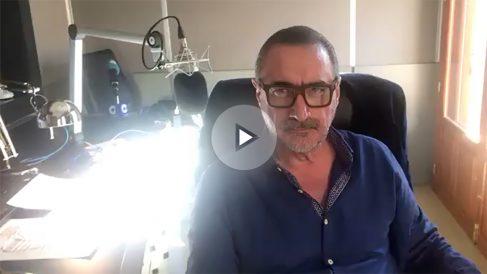 Carlos Herrera en 'No sin mi palo selfie'.