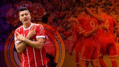 En Polonia sitúan a Lewandowski en el Madrid.