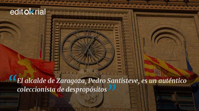 O se acaba con Santisteve o Santisteve acaba con Zaragoza