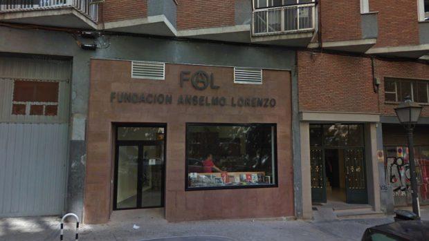 Exterior de la Fundación. (Foto: GSV)