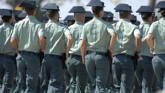 Guardia Civil (Foto: EFE)