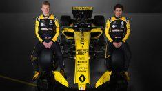 Nico Hulkenberg sabe que este año tiene un reto de altura con Carlos Sainz como compañero en Renault, donde ambos empujarán para conseguir los mejores resultados posibles. (getty)