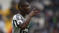 Pogba, en su etapa de jugador de la Juventus (Getty)