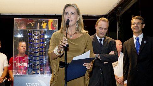 Sonia Castedo. (Foto: Getty)