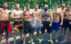 Racistas, salvajes y expertos en combate cuerpo a cuerpo: así son los nuevos grupos ultras del este