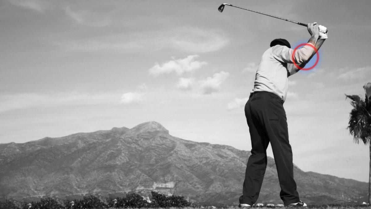 Epicondilitis medial o codo de golfista: Causas y síntomas