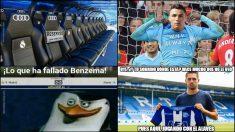 Los memes del Real Madrid – Alavés.