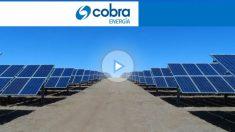 Cobra invertirá 665 millones en la construcción de tres parques de renovables en España