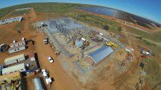 Parques de energía renovables