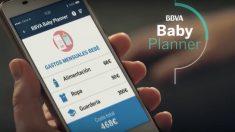 La app Baby Planner ayuda a planificar la llegada del bebé