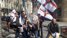 Ataque a manifestantes de Tabarnia