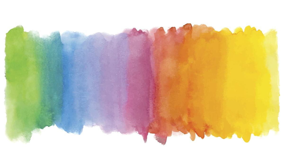 Aprende a mezclar colores paso a paso.