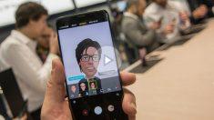 Samsung presentó el Galaxy S9 con aplicaciones increíbles.