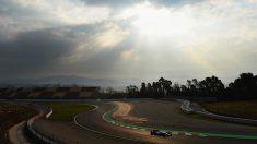 Test de F1 en Montmeló