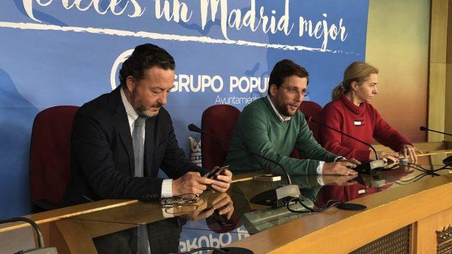 El PP se suma a Carmena, C's y PSOE: «No se debió retirar la obra de Arco pese a ser una bazofia»