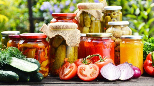 Productos fermentados