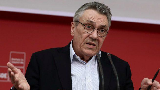 Manuel Escudero, portavoz del PSOE.