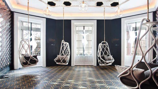 The Corner Group presenta en Casa Decor Madrid 2018 'El salón de baile' y sus nuevos proyectos