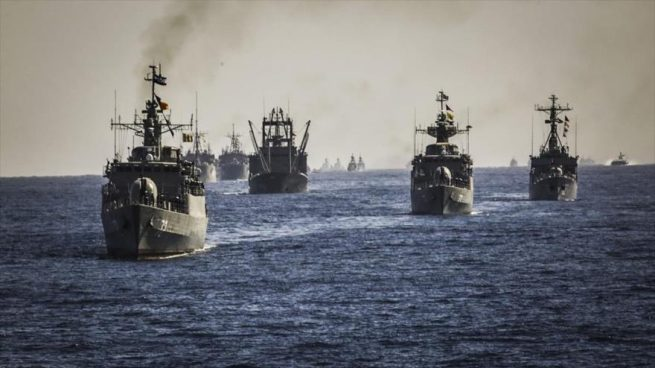 "Irán: Estados Unidos está convirtiendo el Golfo en un ""polvorín listo para estallar"""
