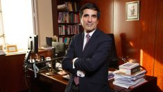 El magistrado del Tribunal Supremo, Antonio del Moral (Foto: CGPJ).