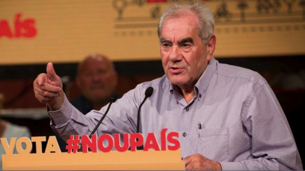 Ernest Maragall, nuevo conseller de Exteriores de la Generalitat.