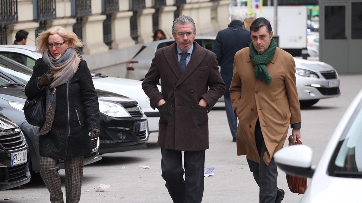 Granados vuelve a declarar en la Audiencia Nacional el 27 de febrero por la Púnica. Foto: FRANCISCO TOELEDO