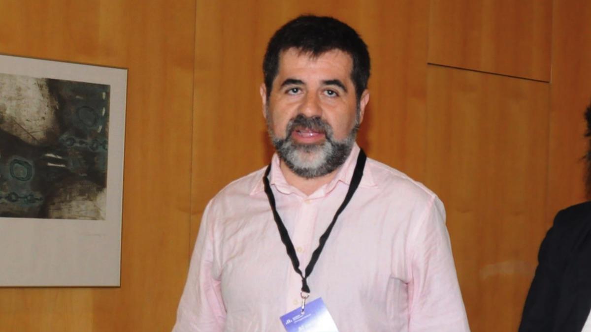 Jordi Sànchez, ex presidente de la ANC.