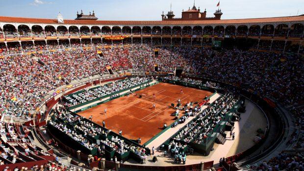 Piqué 'pasa' de las mujeres en su nueva Copa Davis
