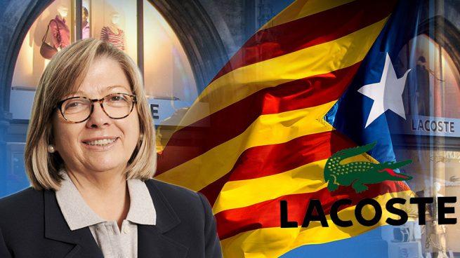 Lacoste expulsa a los independentistas de su consejo en España