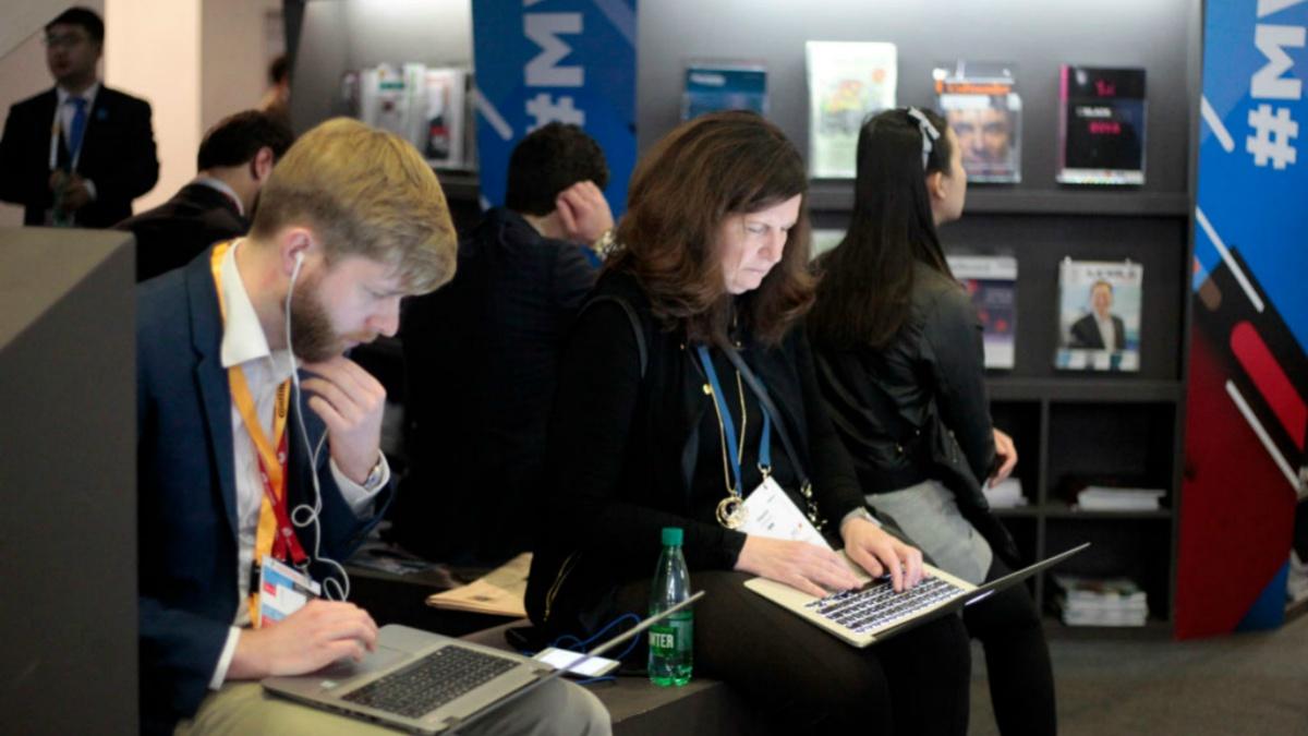 Jornada 2 del Mobile World Congress 2018.