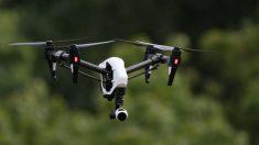 Una imagen de un dron