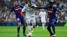 Barcelona – Real Madrid | Clásico la Liga Santander