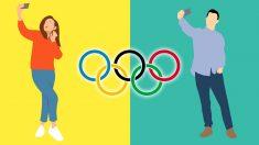 Durante PyeongChang 2018 se volvió a repetir el reto viral de Selfie Olympics creado durante Sochi 2014, que buscaba el selfie más sorprendente
