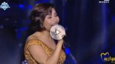 La cantante egipcia Sherine Abdel Wahab.