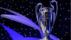 Trofeo de la Champions League. (Getty)