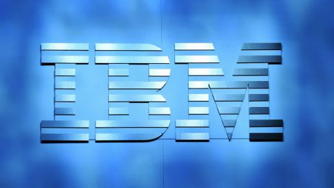 Logo de IBM (Foto: Getty).