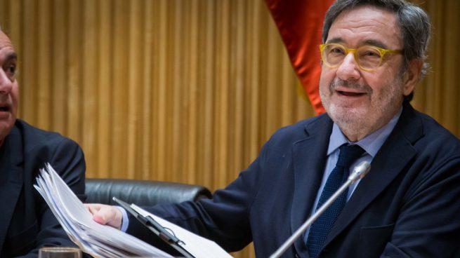 La comisión del Congreso que investiga la crisis recibe hoy a Narcís Serra. Foto: FRANCISCO TOLEDO