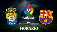 Las Palmas – Barcelona| Jornada 26 de LaLiga Santander | Fútbol hoy