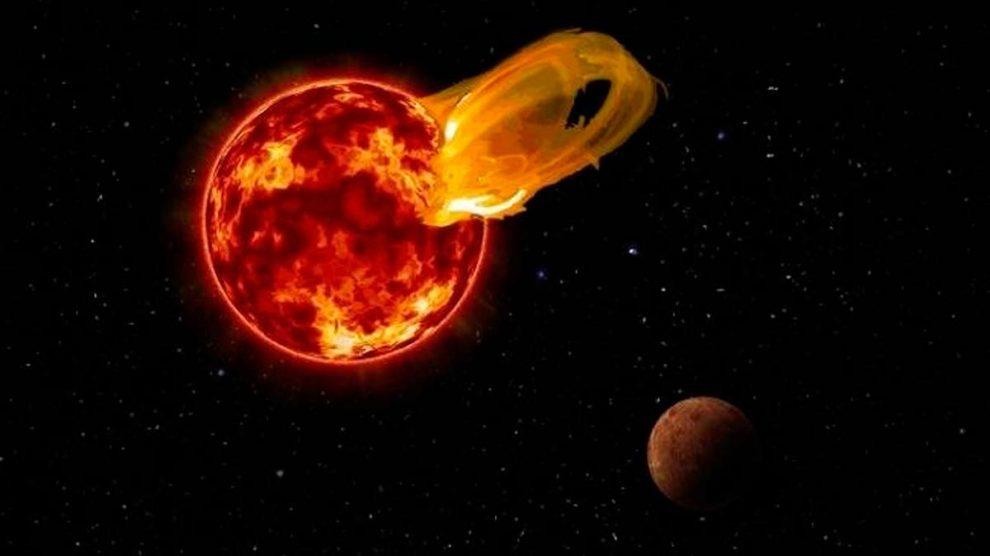 Un erupción estelar de Próxima Centauri acaba con todas las cualidades de Próxima B