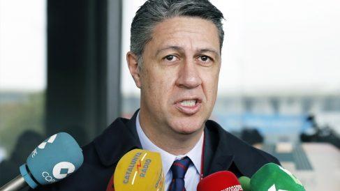 Xavier García Albiol, presidente del PP de Cataluña. (Foto: PP)