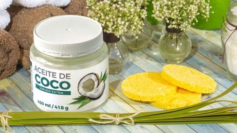 Aceite de coco de Mercadona (Foto:Mercadona)
