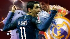 Di María tiene cuentas pendientes con el Real Madrid.