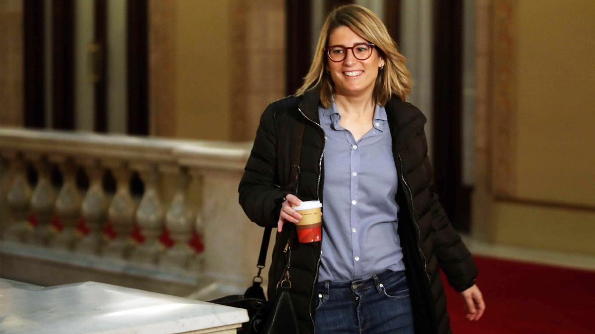 Elsa Artadi, diputada de JxCat.    Última hora Cataluña