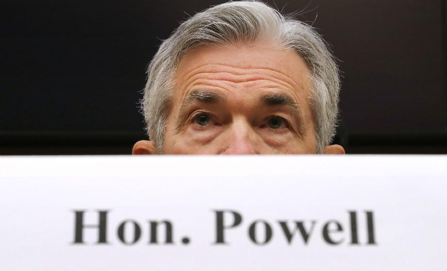 El presidente de la Reserva Federa, Jerome Powell (Fuente: GETTY).