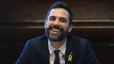 Roger Torrent, presidente del Parlament de Cataluña. (Foto: AFP)